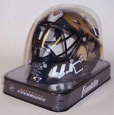 Nashville Predators Franklin Sports NHL Mini Goalie Mask Helmet - NEW in BOX