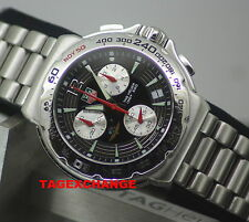 TAG Heuer Sport Adult Wristwatches with Chronograph