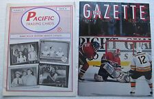 "(2) 1991 Trading Card Catalogs: ""Pacific Non-Sports Cards"" & ""Pro Set Gazette"""