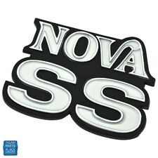 1975-1977 Nova Chevy II Nova SS Grille Emblem