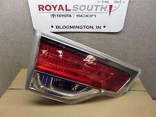 Toyota Highlander 2014 - 2016 Left Rear Inner Tail Light Lamp Genuine OEM OE