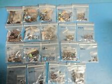 Large Lot of Misc. Capacitors and other Electronic Components (See Photos)