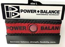 The Power Balance Strength Stability Bracelet Energy Healing Health - Large
