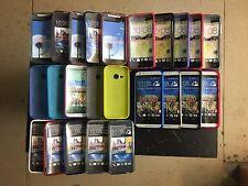 HTC TPU Gel case Desire 310 601 610 620 M8 mini