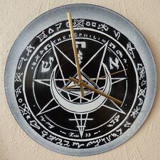 Fields of the Nephilim  wall clock,. JESUS & The Mary Chain.. .SISTERS OF MERCY