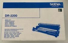 Original Brother Trommel DR-2200 - 12.000 Seiten - NEU/OVP (ungeöffnet)