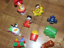Large Fast Food McDonalds Toys vintage collector 1990 1993 1996 all working