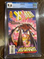 X-men #53 CGC 9.6 White Pages - 1st Appearance of Onslaught