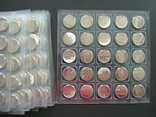 LOT 25 Münze x 25 Rubel 2011 Russland Russische UNC Olympia Sotschi Sochi 2014