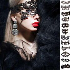 Lace Mask Masquerade Venetian Eyemask Halloween Sexy Woman Party Acces Costume