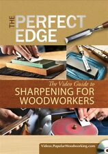 New! The Perfect Edge:  Sharpening for Woodworkers with Ron Hock [DVD]