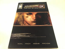 Signed David Finch Aphrodite Ix Time Out Of Mind Tpb Image Top Cow