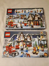 NEW Lego 10222 Winter Village Post Office RARE SEALED