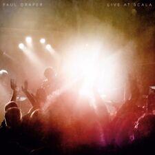 Paul Draper - Live At Scala (NEW CD ALBUM)