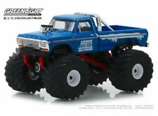 GREENLIGHT 49040C - 1/64 1978 FORD F250 MONSTER TRUCK ABOVE N BEYOND