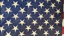 Usa Mini Case Lot Of 10 Embroidered Nylon 3'X5' Outdoor American Flags