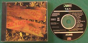 AC/DC      T.N.T .......1993  ALBERT...465262 2 SONY MUSIC RELEASE MUSIC CD