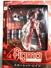 Free Shipping from Japan Authentic Figma Scarlet Rain Max Factory Accel World