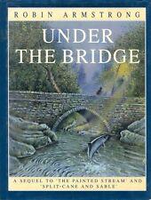 Armstrong, Robin UNDER THE BRIDGE Hardback BOOK