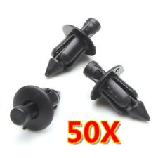 50X6MM FOR HONDA/YAMAHA/SUZUKI/KAWASAKI RIVETTI CLIP SCATTO PANNELLO CARENE MOTO