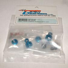MINI-T GPM FRONT BLUE ALUMINUM SHOCK REBUILD KIT SMT355/AD