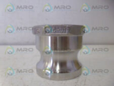 ETC-UT 316-SS STAINLESS STEEL COUPLING *NEW NO BOX*