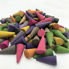 100s Incense CONES High Quality Scent Assorted Mixed Random Natural Made INDIA E