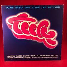 VARIOUS The Tube 1984 UK Vinyl LP EXCELLENT CONDITION TV 80's Hits Lesley Ash #