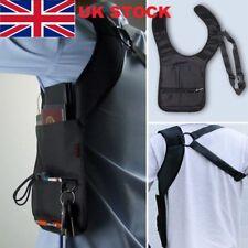 Uk Men Anti Theft Hidden Underarm Shoulder Bag Wallet Holster Travel Pouch Bags