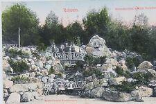 10227 AK Roßwein Bismarck Denkmal Hartenberg 1910