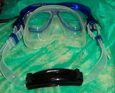 SUB maschera fascia con una mano sola rilascio rapido by Beaver silicone