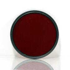 43mm 630nm IR Filter Infrared Infra-Red Optical Grade Filter for Camera Lens