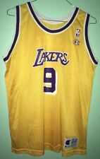 Vintage Champion Los Angeles Lakers Val Excel Jersey USA Boys Size XL Nwot NBA