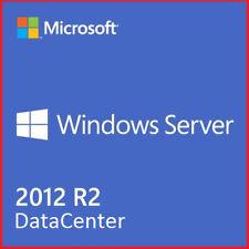 Windows Server 2012 R2 datacente Versione vendita al dettaglio di licenza + + + download veloce CONTRASSEGNO