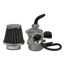 PZ-19 Carburetor (19mm) Right Choke & Air Filter For Baja DR49 DR50 DR70 DR90