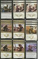 Deathtouch Warriors - Custom Casual Deck-60 Cards MTG-Magic the Gathering