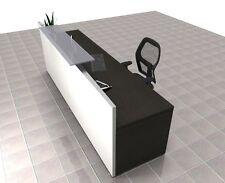 Rezeption Empfangstheke verschiedene Dekore Empfangsmöbel Theke Reception Desk