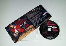 Single CD Chris Brown - Run It! feat. Juelz Santana  2.Tracks  2005 MCD C 40