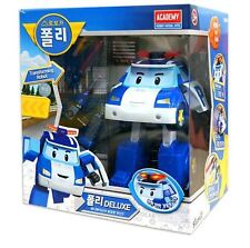 Deluxe Robocar Poli Toy - Poli/Poly (Transformer)-Limited Edition