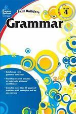 Grammar, Grade 4 (Skill Builders)
