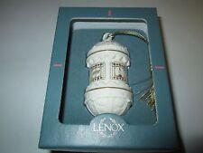 Lenox China 1993 Lantern Christmas Ornament