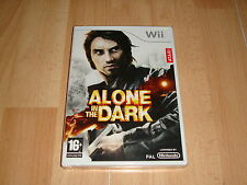Nintendo Wii PAL version Alone in the Dark