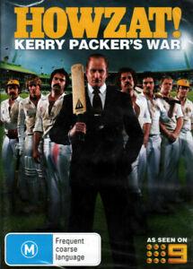 Howzat! Kerry Packer's War - New & Sealed 3 DVD Set