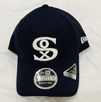 Chicago White Sox New Era 9FORTY MLB Stretch Snap Hat NWT Cap Authentic Navy