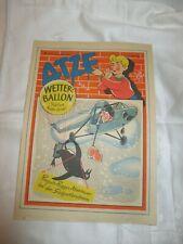 1956 Atze Nr. 7  - altes Original ( kein Neudruck - 1. Auflage ) Buffalo Bill