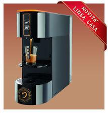 MACCHINA DA CAFFE' TATA MOKADOR NERA CON 50 THE LIMONE+50 GINSENG+50 GIANDUIA