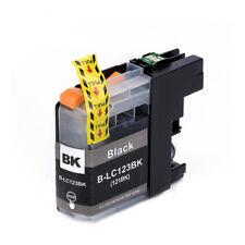 10 tintas compatibles Brother Lc121 Lc123 XL alta capacidad