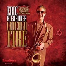 Eric Alexander - Chicago Fire [New Vinyl]