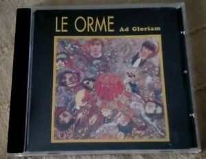 "Le ORME ""Ad Gloriam"" CD Replay"
