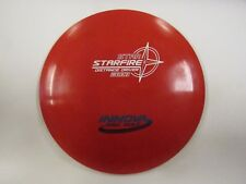 Innova Star Starfire Red w/ White/Blue Stamp 175 -New
